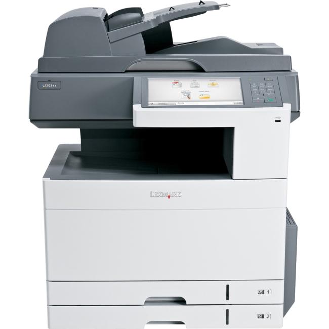 Lexmark Multifunction Printer Government Compliant 24ZT352 X925DE