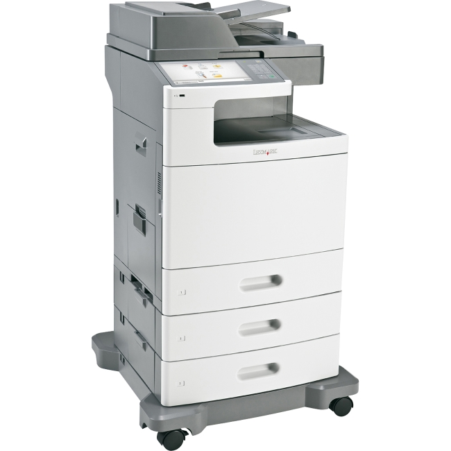 Lexmark Multifunction Printer Government Compliant 47BT086 X792DTE