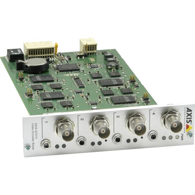 AXIS Video Encoder 0354-001 Q7414