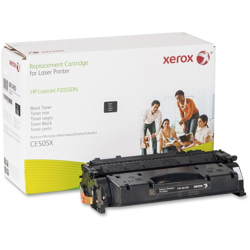 Xerox Remanufactured High Yield Toner Cartridge Alternative For HP 05X (CC505X) 6R1490 XER6R1490