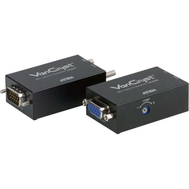 Aten VanCryst Video Console/Extender VE022
