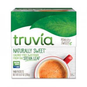Truvia Natural Sugar Substitute, 140 Packets/Box TRU8845 BBD02054