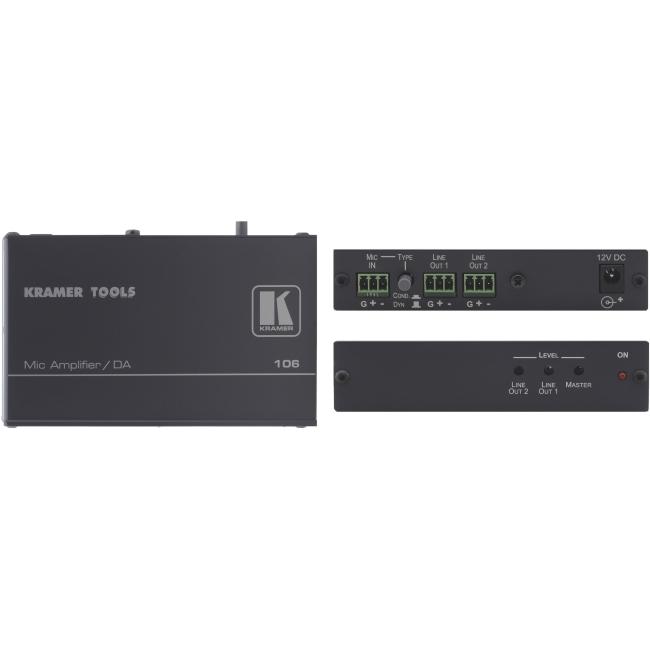 Kramer Audio Distribution Amplifier 106