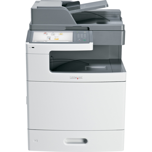 Lexmark Multifunction Printer Government Compliant 47BT032 X792DE