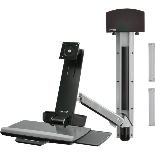 Ergotron StyleView Sit-Stand Combo System 45-273-026