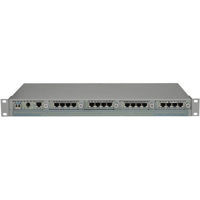 Omnitron iConverter T1/E1 Multiplexer 2420-0-32