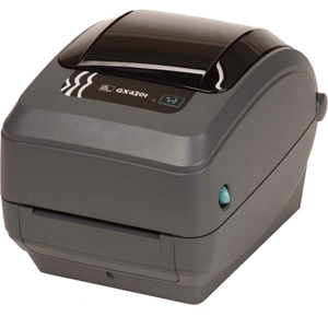 Zebra Label Printer GX43-102412-000 GX430t