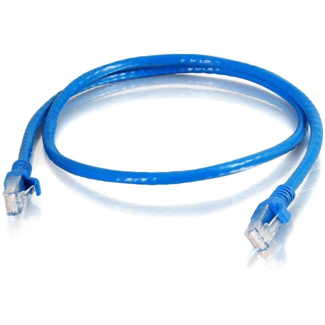 C2G 7 ft Cat6 Snagless UTP Unshielded Network Patch Cable (TAA) - Blue 10315