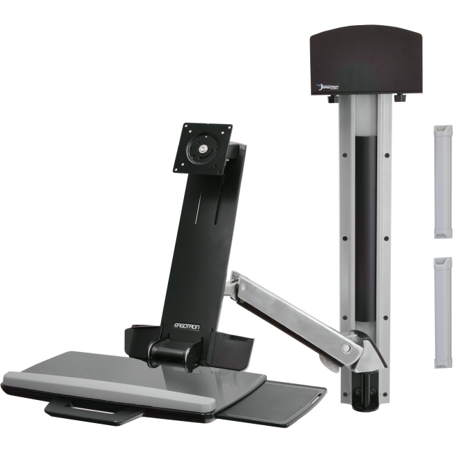 Ergotron StyleView Sit-Stand Combo Arm 45-266-026