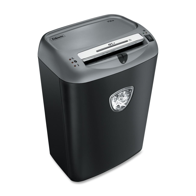 Fellowes Powershred 75Cs Cross-Cut Shredder 4675701 75CS
