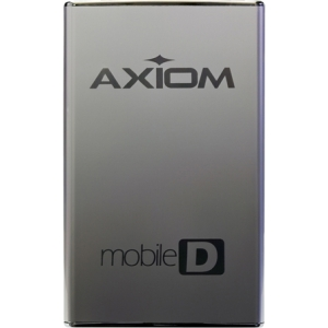 Axiom Mobile-D Hard Drive USB3HD257500-AX