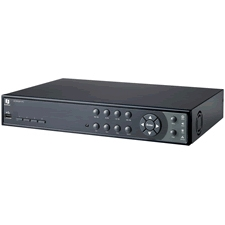 EverFocus 4-Channel Digital Video Recorder ECOR264-4F2/1T
