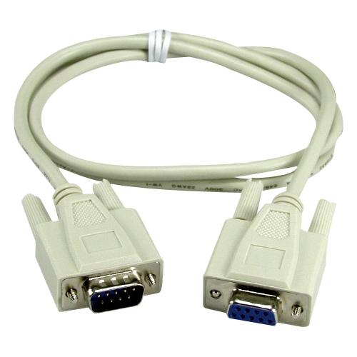 QVS Extension Serial Cable CC317-06N