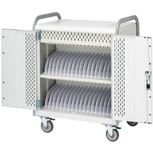 Bretford Basics 36-Unit Tablet Cart MDMTAB36-CTAL MDMTAB36
