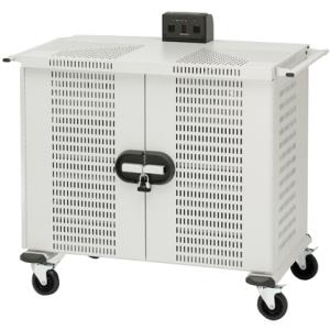 Bretford Basics 30-Unit Netbook/Laptop Cart MDMLAP30-CTAL MDMLAP30