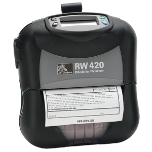 Zebra Receipt Printer R4D-0UJA000N-00 RW420