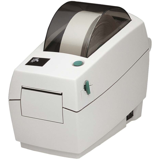 Zebra Label Printer 282P-201512-040 LP 2824 Plus
