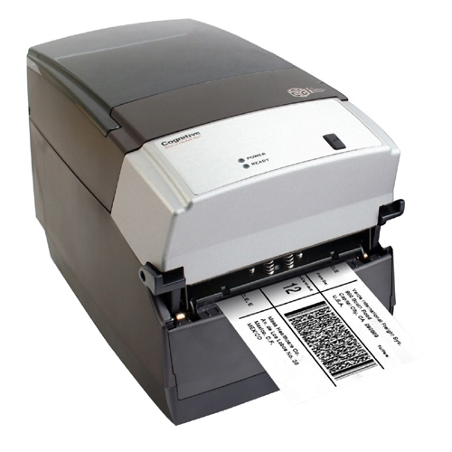 CognitiveTPG Network Thermal Label Printer CID4-1300 CI
