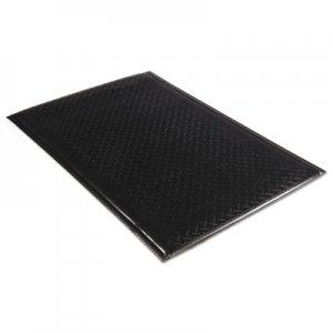 Guardian Soft Step Supreme Anti-Fatigue Floor Mat, 24 x 36, Black MLL24020301DIAM 24020301DIAM