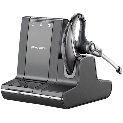 Plantronics (Over-the-ear Monaural (Standard)) 83543-11 W730