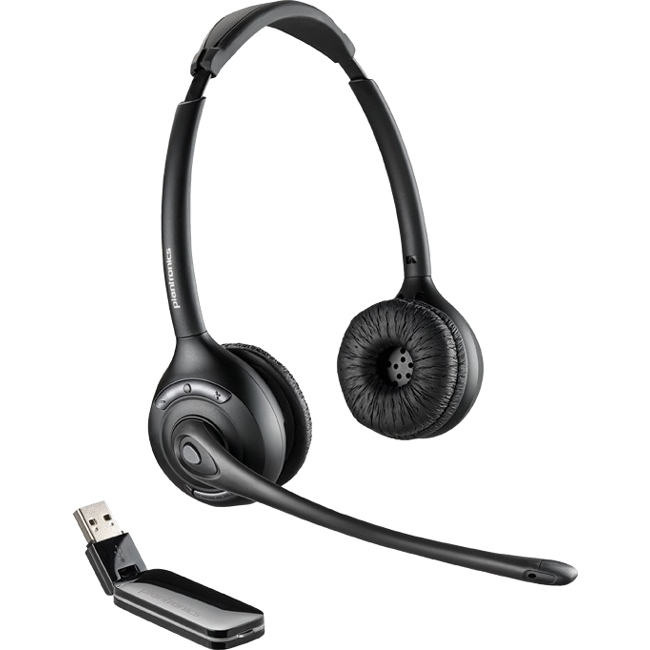 Plantronics Over-the-head, Monaural (Standard) 84007-03 W410