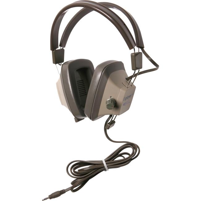 Califone Explorer Stereo Binaural Headphone EH-3SV