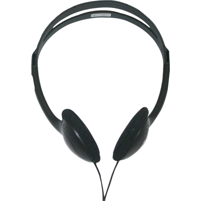 Inland Products 3.5mm Basic Headphones 87010
