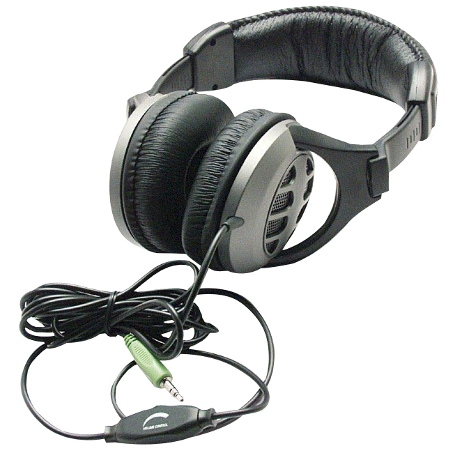 Inland Products 3.5mm Stereo Headphones 87050