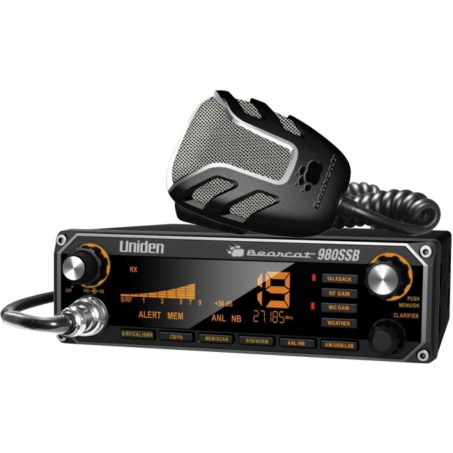 Uniden Bearcat CB Radio BEARCAT980SSB 980SSB