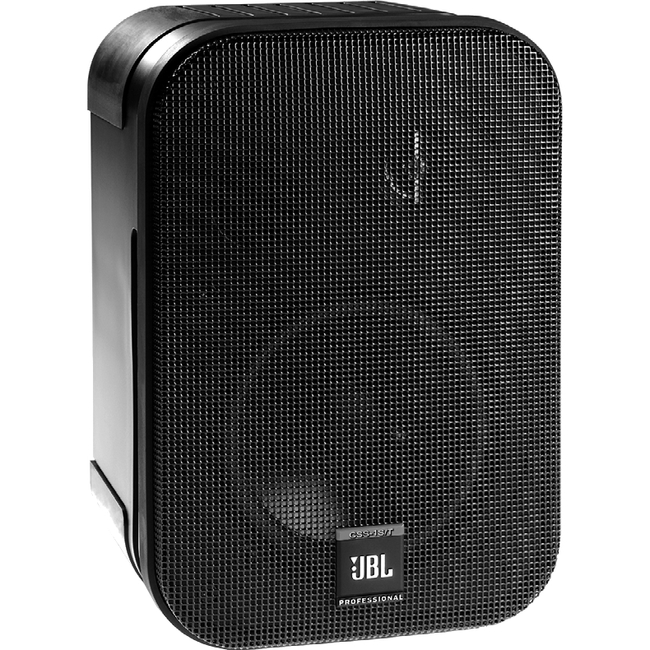 JBL Compact Two-Way 100V/70V/8-Ohm Loudspeaker CSS-1S/T