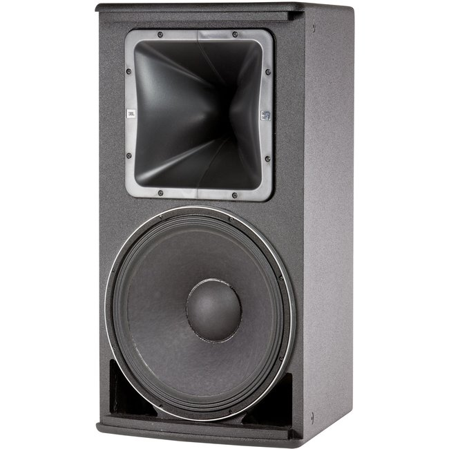"JBL 2-Way Loudspeaker System with 1 x 15"" LF AM5215/95-WH AM5215/95"