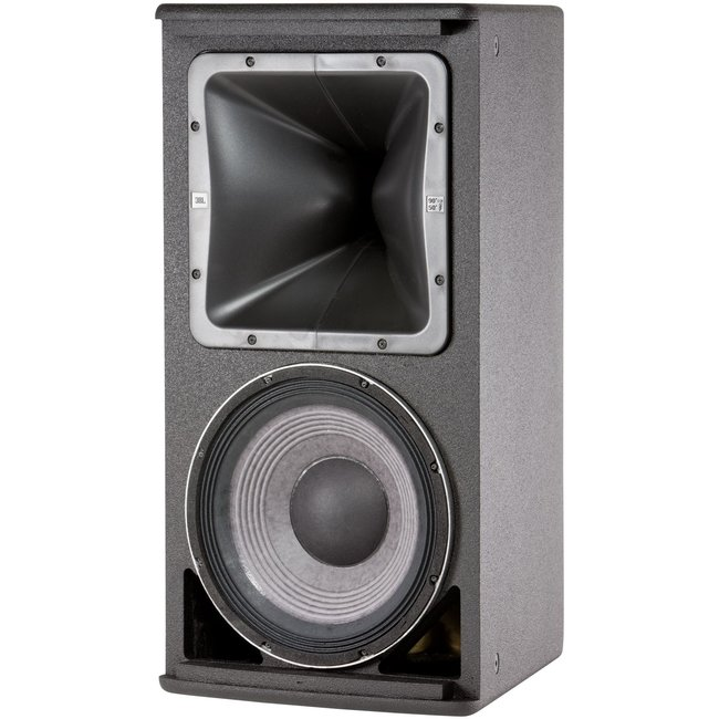 "JBL High Power 2-Way Loudspeaker with 1 x 12"" LF & Rotatable Horn AM7212/95-WH AM7212/95"