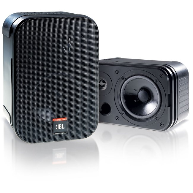 JBL Control Two-Way Professional Compact Loudspeaker System C1PRO 1 Pro