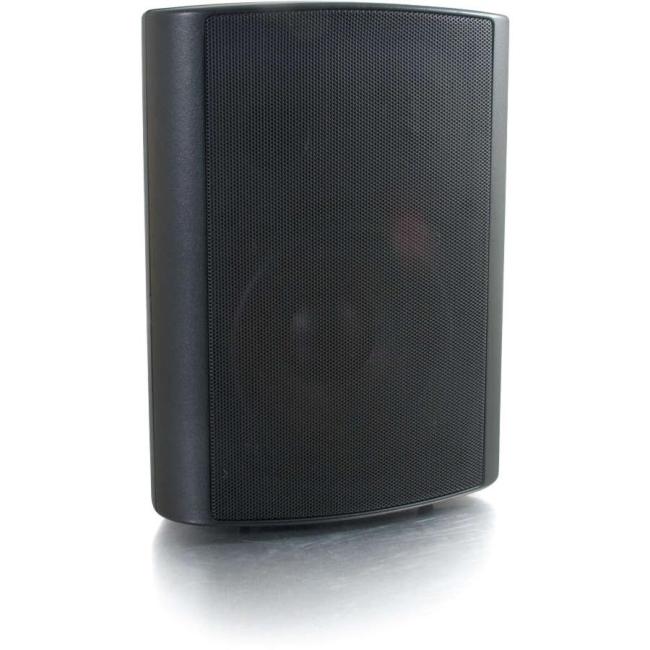 C2G 5in Wall Mount Speaker - Black (Each) 39905
