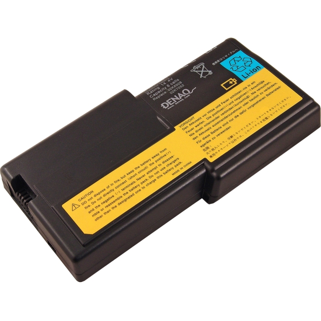 Denaq 8-Cell 4400mAh Li-Ion Laptop Battery for IBM DQ-02K6928-8