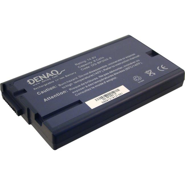 Denaq 8-Cell 4400mAh Li-Ion Laptop Battery for SONY DQ-BP2NX-8