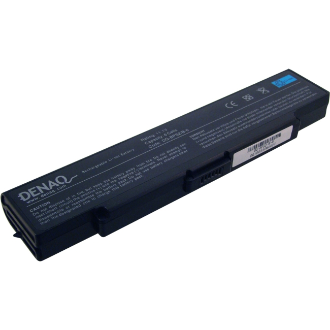 Denaq 6-Cell 5200mAh Li-Ion Laptop Battery for SONY DQ-BPS2/B-6