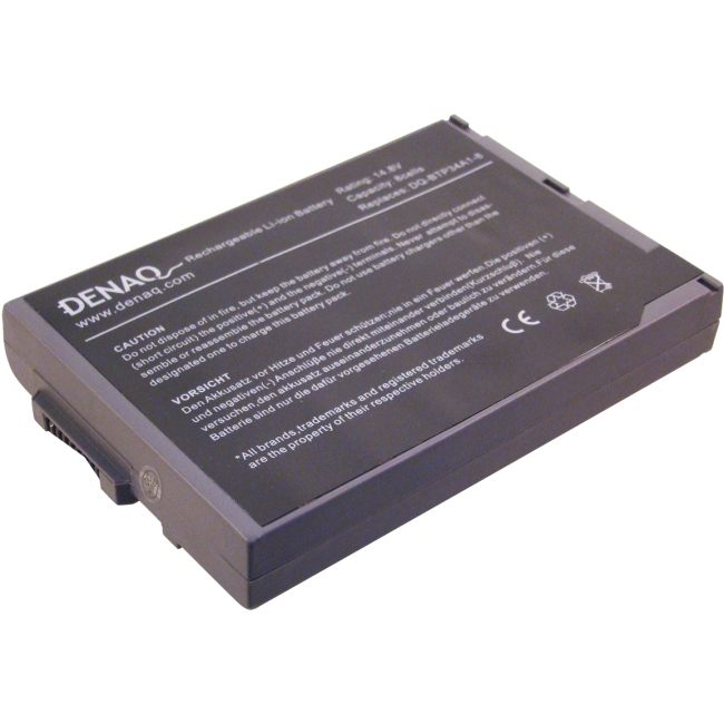 Denaq 8-Cell 4000mAh Li-Ion Laptop Battery for ACER DQ-BTP34A1-8