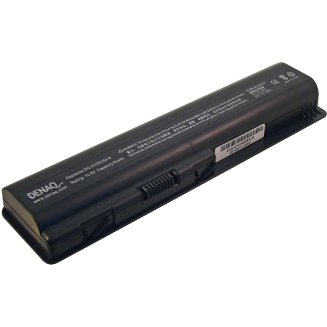 Denaq 6-Cell 5200mAh Li-Ion Laptop Battery for HP DQ-EV06055-6