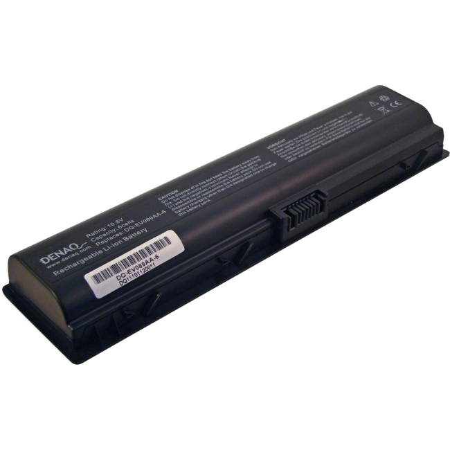 Denaq 6-Cell 5200mAh Li-Ion Laptop Battery for HP DQ-EV089AA-6