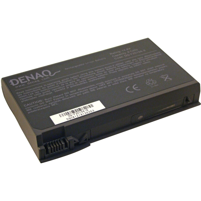Denaq 8-Cell 4400mAh Li-Ion Laptop Battery for HP DQ-F2019A-8