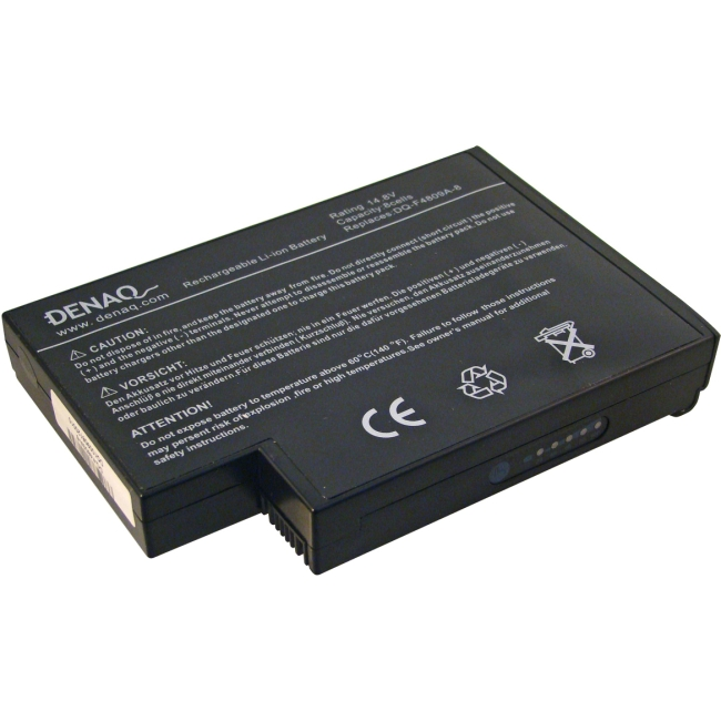 Denaq 8-Cell 4400mAh Li-Ion Laptop Battery for HP DQ-F4809A-8