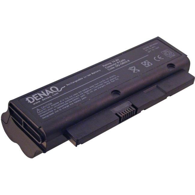 Denaq 8-Cell 5200mAh Li-Ion Laptop Battery for HP DQ-OB53-8