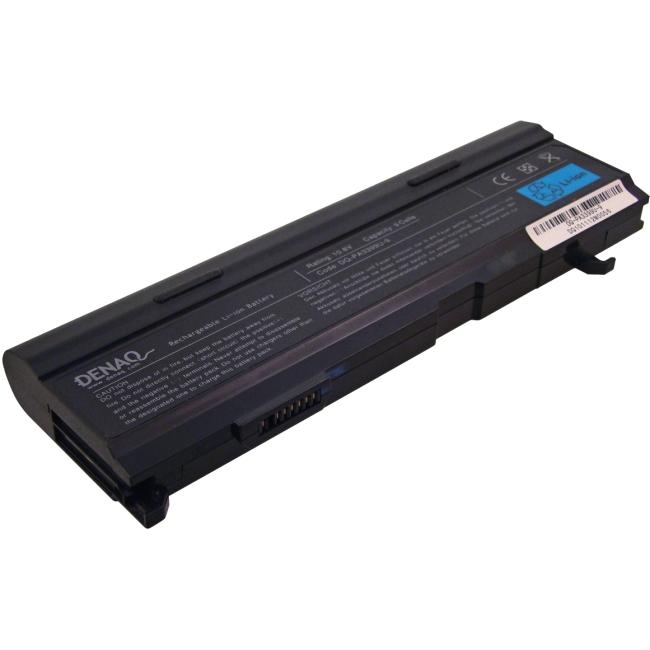 Denaq 9-Cell 7800mAh Li-Ion Laptop Battery for TOSHIBA DQ-PA3399U-9