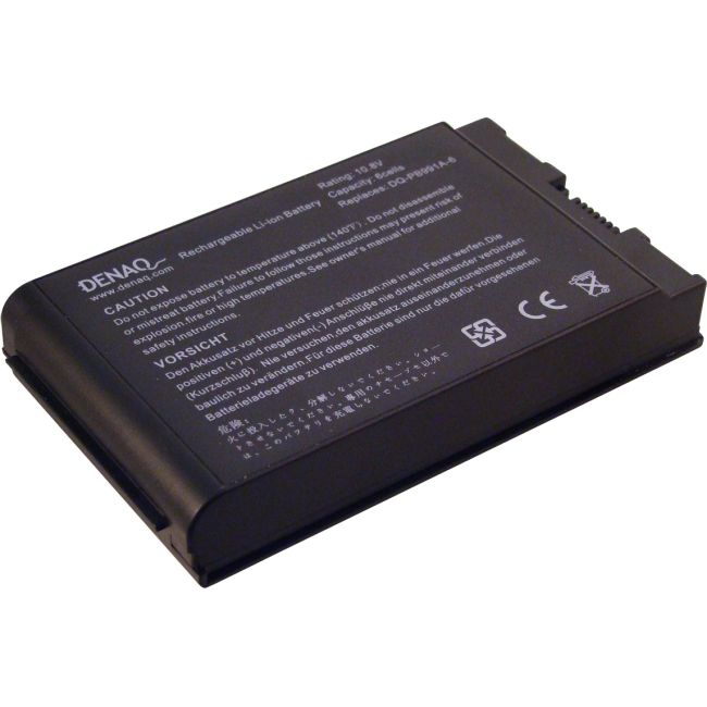Denaq 6-Cell 5200mAh Li-Ion Laptop Battery for HP DQ-PB991A-6
