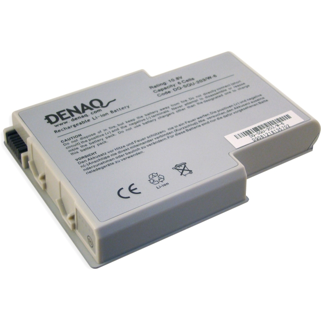 Denaq 6-Cell 4200mAh Li-Ion Laptop Battery for GATEWAY DQ-SQU-203/W-6