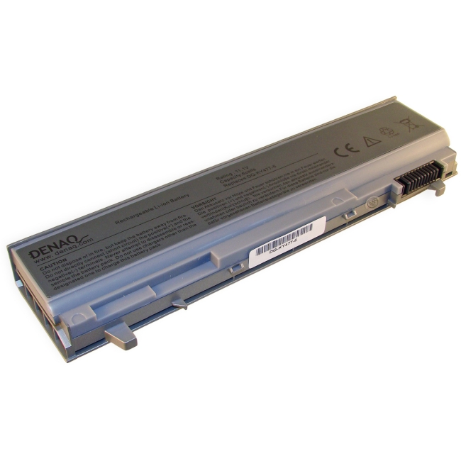 Denaq 6-Cell 5200mAh Li-Ion Laptop Battery for DELL DQ-KY477-6