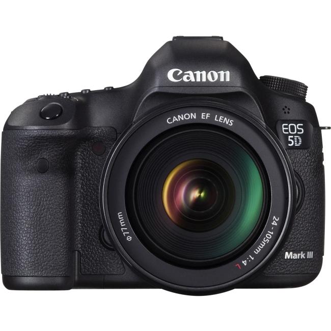 Canon EOS Digital SLR Camera 5260B009 5D Mark III