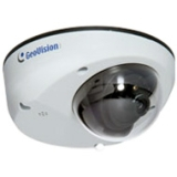 GeoVision 5MP H.264 Mini Fixed Rugged IP Dome 84-MDR5200-0100 GV-MDR520