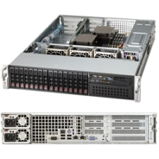 Supermicro SuperServer SYS-2027R-WRF 2027R-WRF
